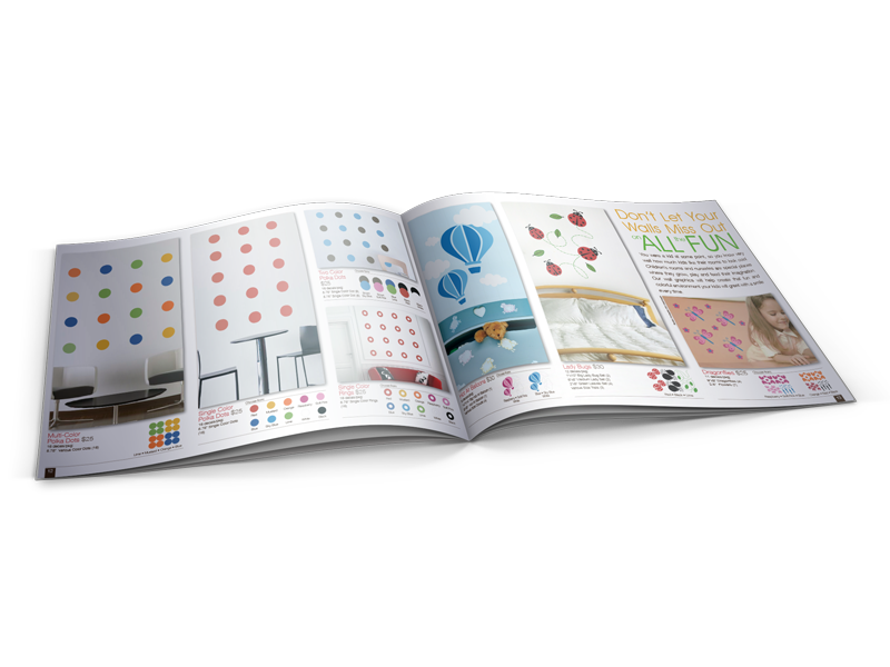 Graphical Interiors Branding